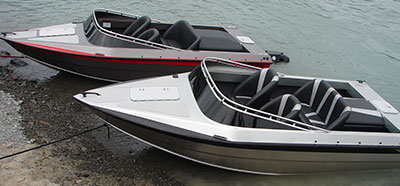 Small Jet Boats >> Rapid Runner Jetboat Package Options Jet Boat Base