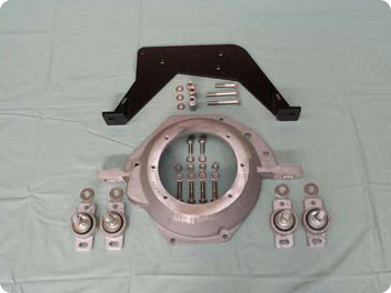Marinising Components Jetboat Engine Parts Jet Boat Base